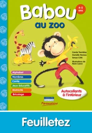 Babou au zoo
