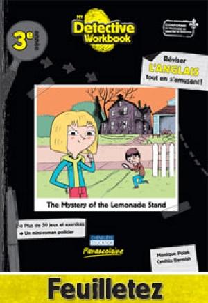 My Detective Workbook - 3e année